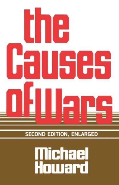 Causes of Wars Rev