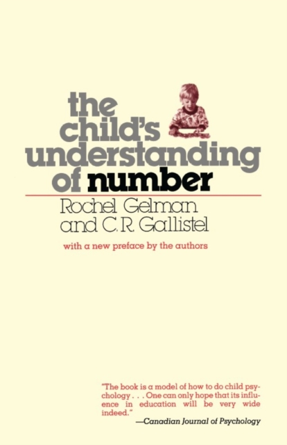 The Childs Understanding of Number (Paper) laura childs tea for three