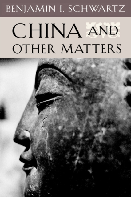 China & Other Matters (Paper) family matters – secrecy