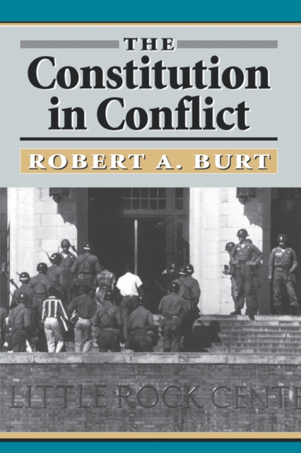 The Constitution in Conflict (Paper) the constitution s text in foreign affairs