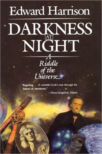 Darkness at Night – A Riddle of the Universe (Paper) 380lm warm white light bulb aluminum plate for flashlight