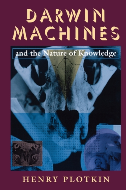 Darwin Machines & the Nature of Knowledge (Cobee) (Paper) crusade vol 3 the master of machines