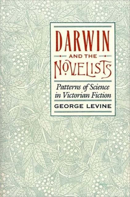 Darwin & the Novelists – Patterns of Science in Victorian Fiction цена и фото