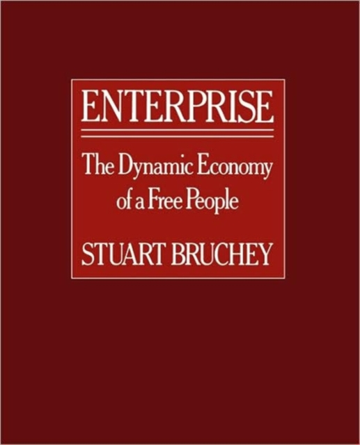 Enterprise – The Dynamic Economy of a Free People (Paper) a history of the jewish people paper