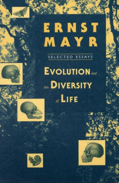 цена на Evolution & the Diversity of Life (Paper)
