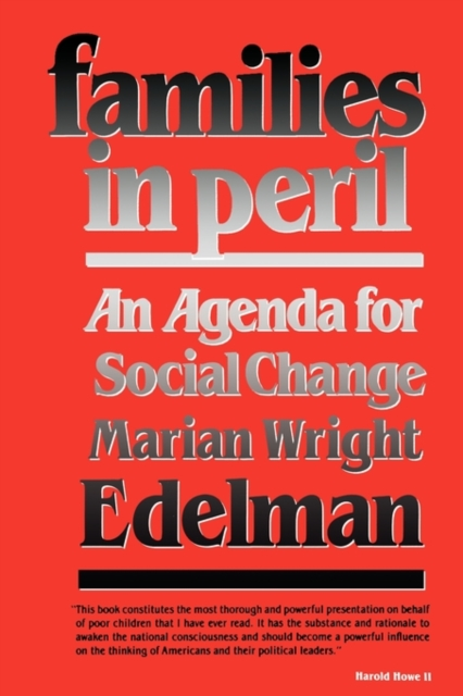 Families in Peril – An Agenda for Social Change (Paper)