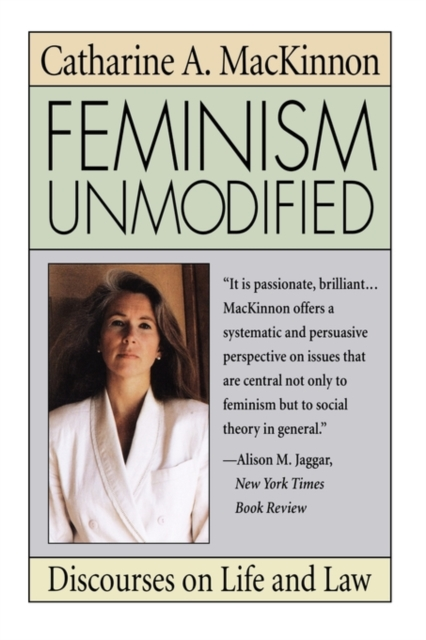 Feminism Unmodified – Discourses on Life & Law (Paper) кабель hp x240 10g sfp sfp 0 65м jd095c