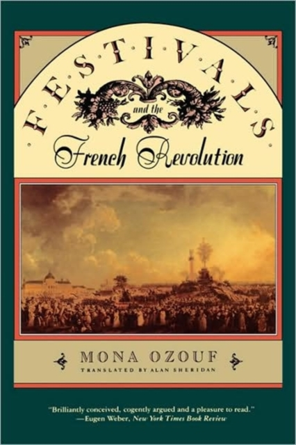 Festivals & the French Revolution (Paper) cipolla before the industrial revolution 2ed paper