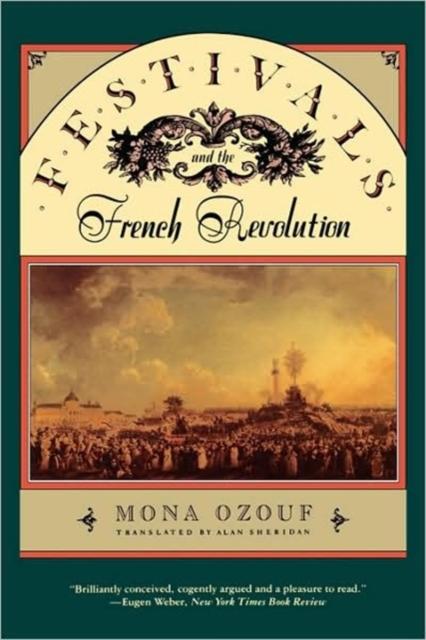 Festivals & the French Revolution (Paper) rethinking the scottish revolution