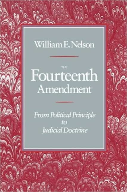 The Fourteenth Amendment – From Political to Judicial Doctrine (Paper) from panamax to panamix