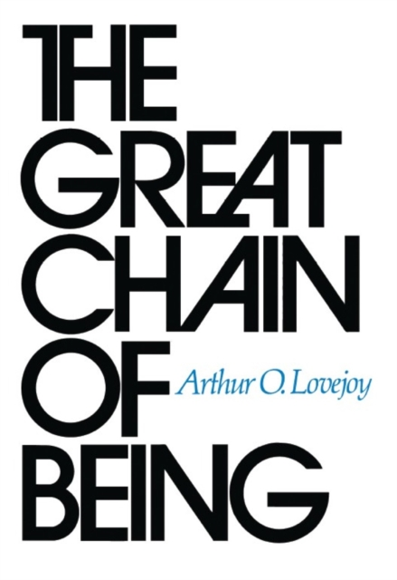 The Great Chain of Being – A Study of The History of an Idea the state of southern illinois an illustrated history