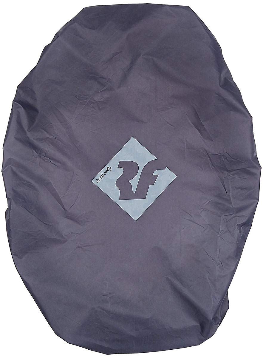 Накидка на рюкзак Red Fox Rain Cover, 60 л81-532-2300Накидка на рюкзак Red Fox Rain Cover поможет не допустить промокание вашего рюкзака при обильных осадках и сохранить сам рюкзак и все его содержимое в сухом виде. Накидка изготовлена из полиэстера и имеет светоотражающий логотип, который является элементом безопасности в темное время суток.Накидка упакована в тканевый мешочек.Предназначен для рюкзака на 60 л.Размер в сложенном виде (в чехле): 8,5 х 8,5 х 19 см.