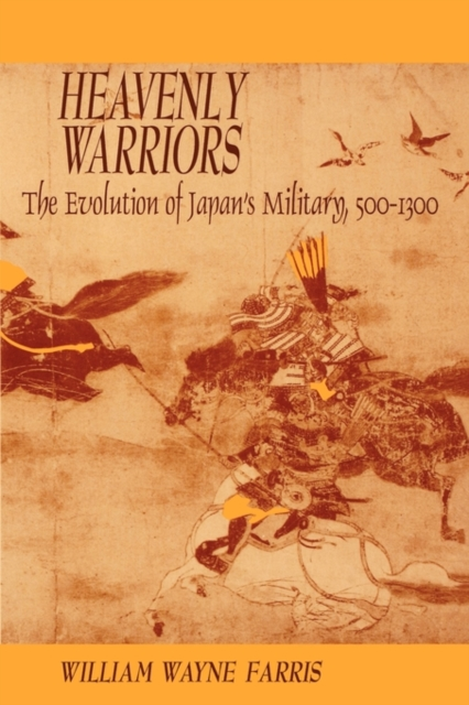Heavenly Warriors – The Evolution of Japan?s Military, 500–1300 (Paper) hunter е warriors omen of the stars 1 the fourth apprentice