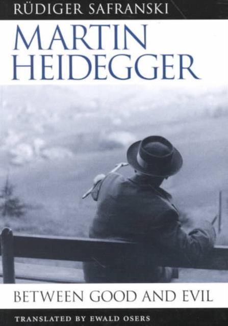 Martin Heidegger – Between Good & Evil (Paper) martin audio htkc1151