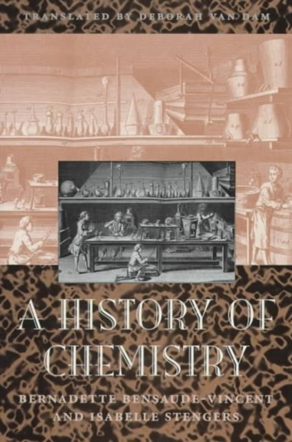 A History of Chemistry a history of denmark