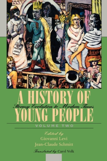 A History of Young People V 2 – Stormy Evolution to Modern Times Paper
