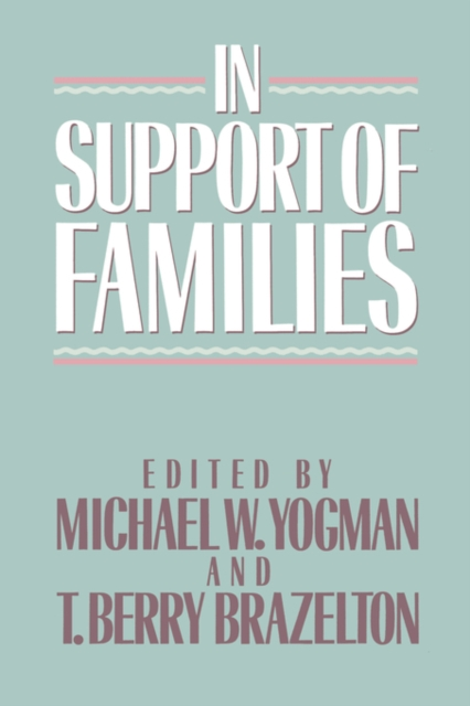 In Support of Families (Paper) подушка gelios support