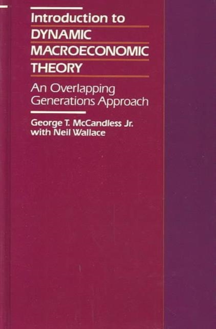 Introduction to Dynamic Macroeconomic Theory – An Overlapping Generations Approach set theory an introduction to independence proofs