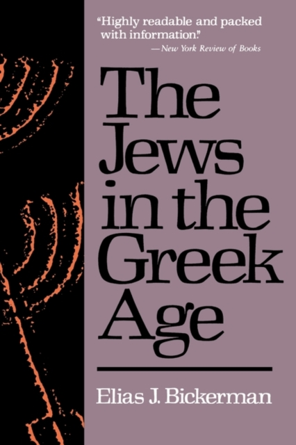 The Jews in the Greek Age (Paper) greek iambic poetry – from the seventh to the fifth centuries bc l259 trans west greek