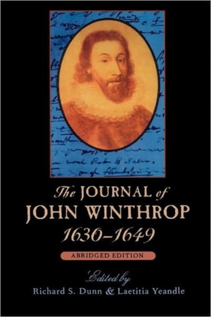 The Journal of John Winthrop, 1630–1649 Abridged Edition (Paper) the paper dolls world record edition