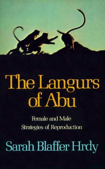Langurs of Abu Female & Male Strategies of Reproduction (Paper) evolutionary stable strategies