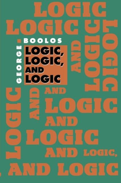 Logic, Logic & Logic (Paper) furry logic