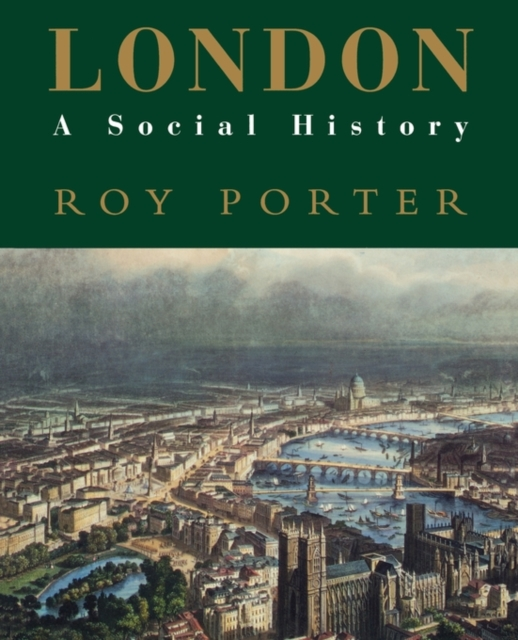 London – A Social History (Obee) (Paper)