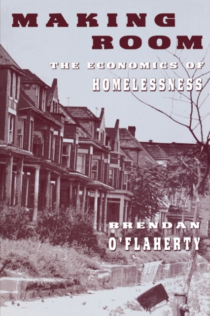 Making Room – The Economics of Homelessness (Paper) pearce the mit dictionary of modern economics 1 ed paper