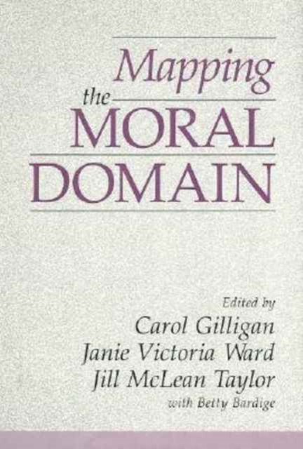 Mapping the Moral Domain – A Contribution of Womens Thinking