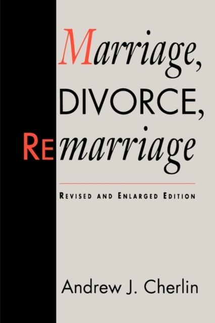 Marriage Divorce Remarriage Rev & Enl Ed bergler divorce won t help paper