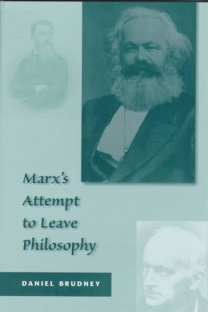 Marx?s Attempt to Leave Philosophy marxism after marx