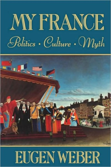 My France – Politics Culture Myth (Paper) culture of professionalism paper