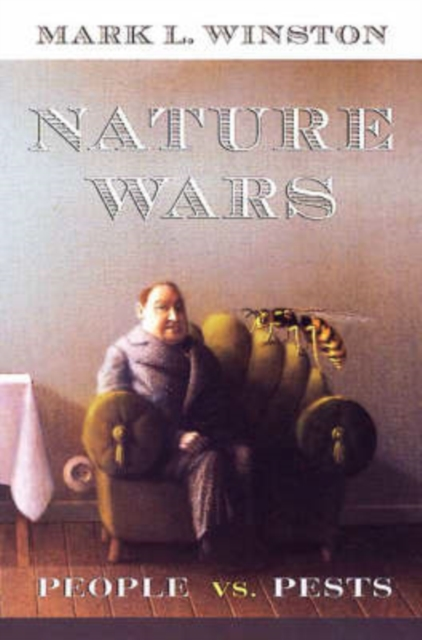 Nature Wars – People vs. Pests (Paper) nature girl