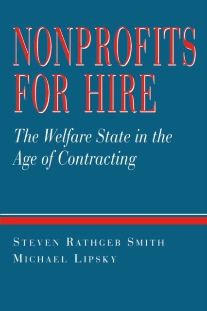 Nonprofits for Hire – The Welfare State in the Age in Contracting (Paper) the state i am in