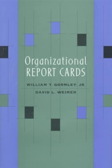 Organizational Report Cards