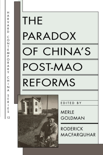 The Paradox of China?s Post–Mao Reforms (Paper) amid the clouds and mist – china s colonization of guizhou 1200–1700