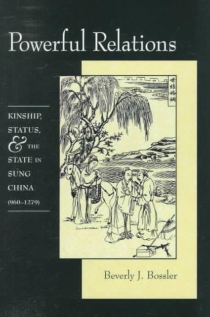 Powerful Relations – Kinship, Status & the State in Sung China (960–1279) the cooperation model in state church relations