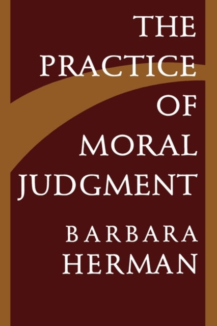 The Practice of Moral Judgement (Paper) addison wiggin endless money the moral hazards of socialism