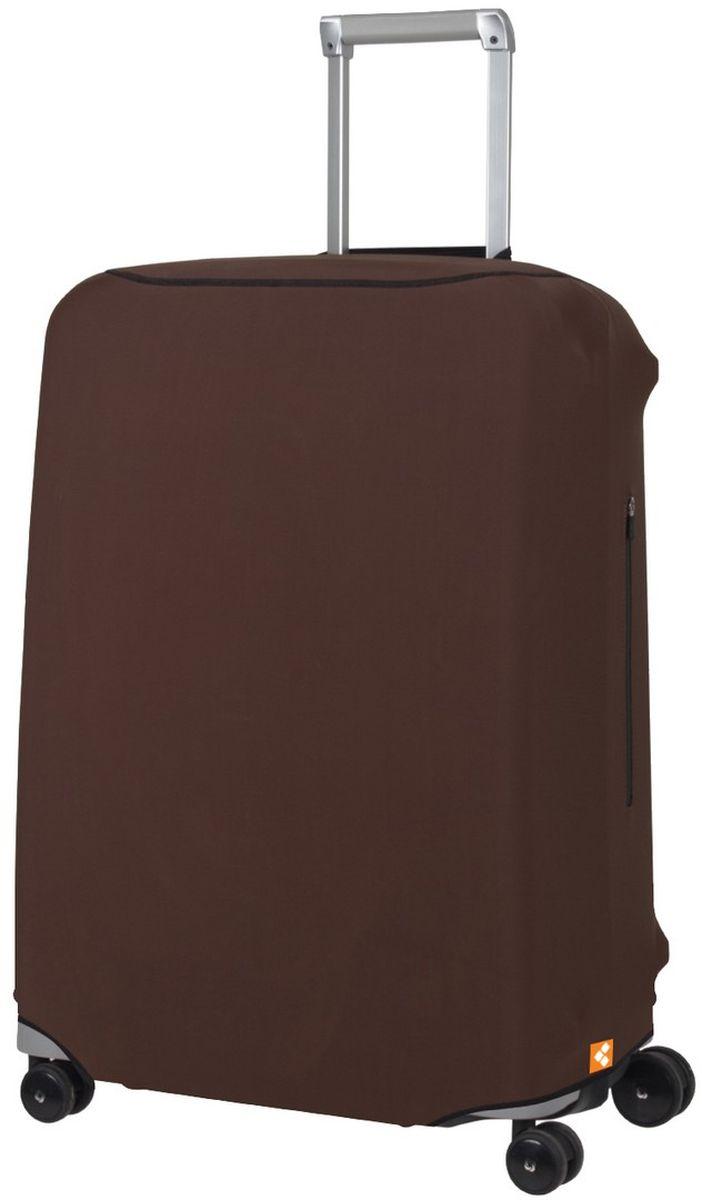 Чехол для чемодана Routemark Defender Pro, цвет: коричневый, размер M (65-71 см)DefPRO-Br-MДля чемоданов средних размеров, высотой от 65 до 71 см. (мерить от пола). 2 потайные молнии для боковых ручек с двух сторон. Внизу чехла - молния, дополнительная резинка с фастексом для лучшей усадки.
