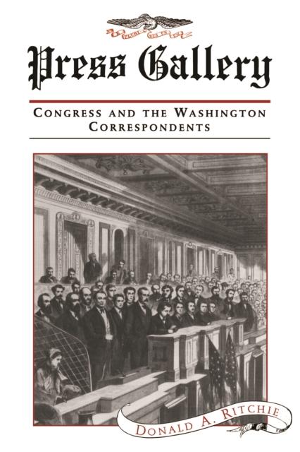 Press Gallery – Congress & the Washington Correspondents (Paper) nap national academy press engineering paper