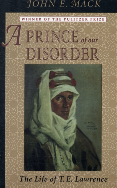 A Prince of Our Disorder – The Life of T.E Lawrence (Paper) prince of fools