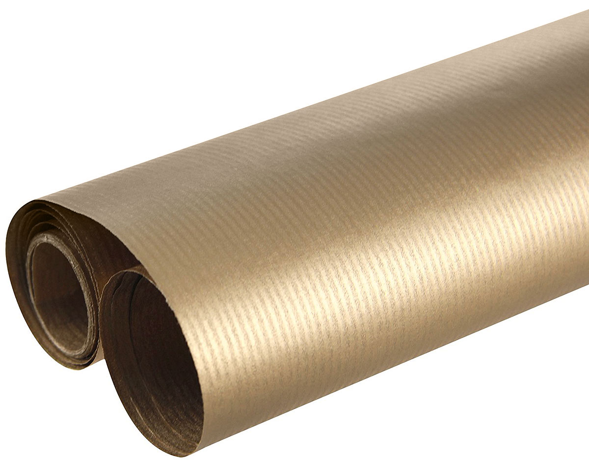 Бумага Clairefontaine Kraft, цвет: коричневый, 1000 х 100 см395771CБумага Clairefontaine  выполнена из целлюлозы. Используется для упаковки, нанесения эскизов, защиты рабочих поверхностей или выставочных поверхностей.Плотность: 60 г/м2.