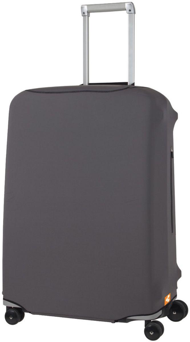 Чехол для чемодана Routemark Defender Pro, цвет: серый. Размер M (65-71 см)DefPRO-Gr-MЧехол Routemark Defender Pro предназначен для чемоданов средних размеров, высотой от 65 до 71 см. (мерить от пола). Чехол имеет 2 потайные молнии для боковых ручек с двух сторон. Внизу чехла - молния, дополнительная резинка с фастексом для лучшей усадки.