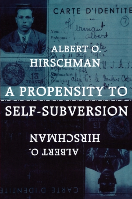 A Propensity to Self–Subversion (Paper)