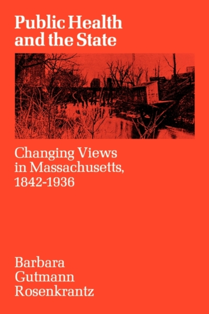 Public Health & the State – Changing Views in Massachusetts (Paper) концентрат health