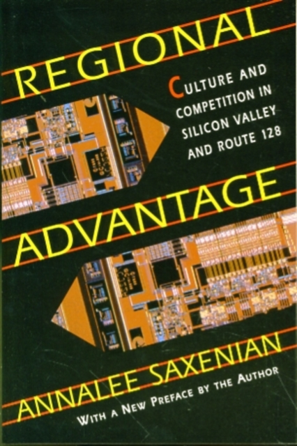 Regional Advantage – Culture & Competition in Silicon Valley & Route 128 (Paper) identity and regional culture