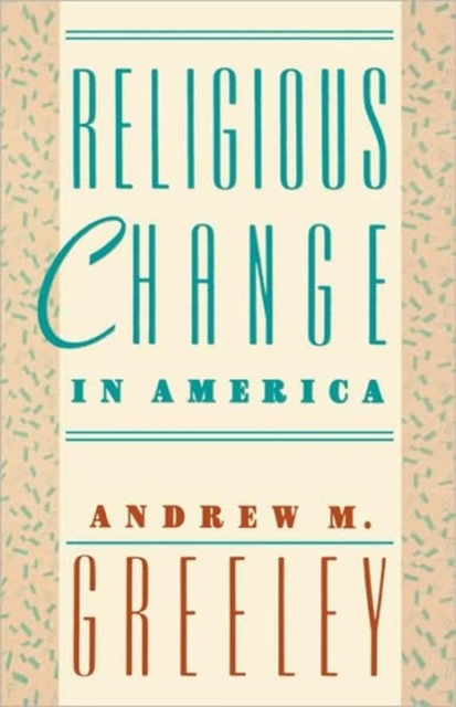 Religious Change in America (Paper) democracy in america nce