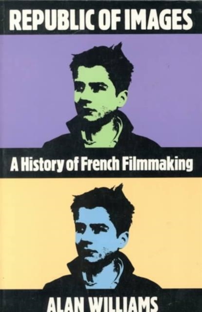 Republic of Images – A History of French Film Making (Paper) making history