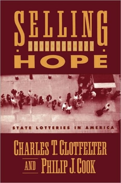 Selling Hope – State Lotteries in America (Paper) black police in america paper