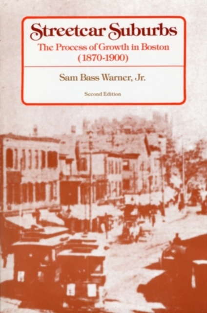 Streetcar Suburbs – The Process of Growth in Boston (Paper) nikko машина радиоуправляемая bumblebee streetcar